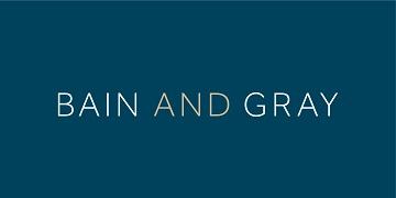 Logo for Bain and Gray