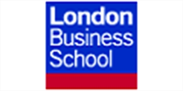 Logo for London Business School